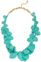 BaubleBar Seaglass Bib-Turquoise