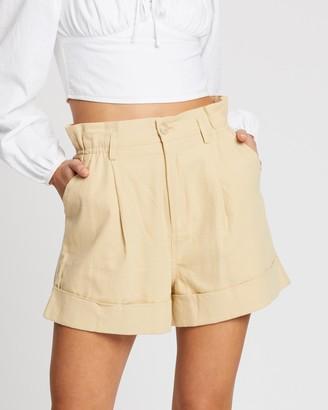 MinkPink Marianna Chino Shorts