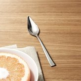 Crate & Barrel Stainless Steel Grapefruit Spoon