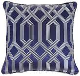 Eichholtz Fontaine Cushion Sapphire Blue Polyester 60x60cm
