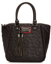 Hello Kitty Embossed Quilted Tote