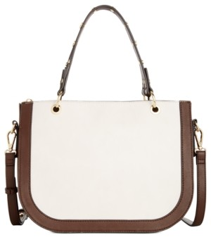 INC International Concepts Inc Heatherr Satchel, Created for Macy's