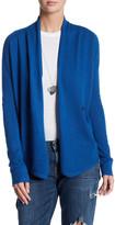 Inhabit Asymmetrical Cashmere Cardigan