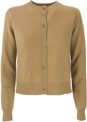Max Mara Geyser Wool And Cashmere Cardigan