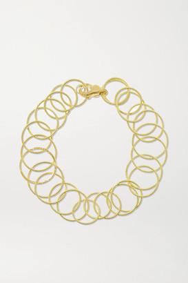 Buccellati Hawaii 18-karat Gold Bracelet - M