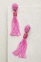 Mignonne Gavigan Lana Beaded Tassel Drop Earrings