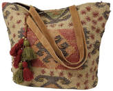 Love Stitch Lovestitch Indian Jute Tote