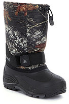 Kamik Mossy Oak Rocket Boys' Cold Weather Waterproof Boots
