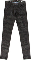 Habitual Exclusive Alice Skinny Jeans - Camo Coated
