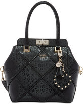 GUESS Winett Small Turnlock Satchel