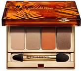 Clarins Eye Color Quartet & Liner Palette, Sunkissed Summer Collection