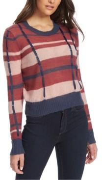 Ella Moss Denise Striped Sweater