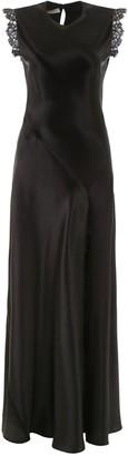 Philosophy di Lorenzo Serafini Sleeveless Side Slit Dress