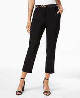 NY Collection Cropped Trousers