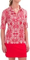 Sport Haley Lindsey Shirt - UPF 30+, Short Sleeve (For Women)