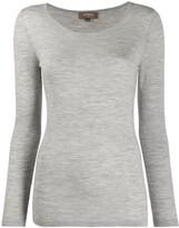 N.Peal long sleeved sweatshirt