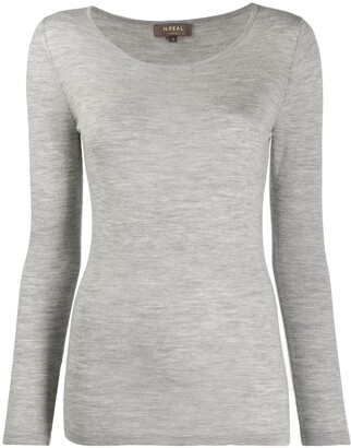 N.Peal Long Sleeved Sweatshirt