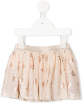 Stella McCartney floral print Honey skirt - kids - Cotton/Polyester - 24 mth