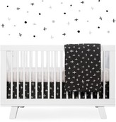 Babyletto Infant Tuxedo 5-Piece Crib Bedding Set