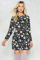Nasty Gal nastygal Days Grow By Floral Dress