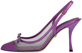 Dolce & Gabbana Lori Slingback
