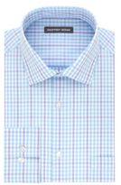 Geoffrey Beene Straight-Fit Cotton-Blend Dress Shirt