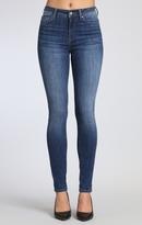 Mavi Jeans Alissa Super Skinny In Dark Indigo Tribeca