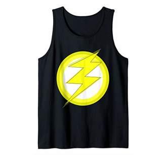 Lightning Bolt Men Cool Novelty Hipster Graphic Tank Top