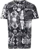 Frankie Morello Lulu printed T-shirt