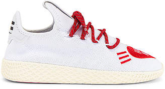 Pharrell Adidas X Williams adidas x Williams Tennis Hu Human Made Sneaker