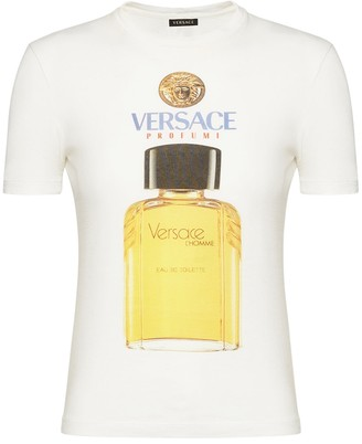 Versace Cologne Bottle T-shirt