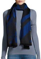 Versace Sciarpa Woolen Scarf