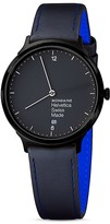 Mondaine Helvetica No1 New York Edition Watch, 38mm