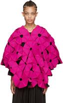 Junya Watanabe Pink Cut-out Top
