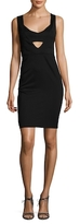 Zac Posen Kenzie V-Neck Sheath Dress