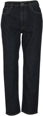 Prada Straight-Leg Denim Jeans