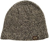 Weatherproof Tweed Beanie - Wool Blend, Fleece Lined (For Men and Women)