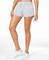 Calvin Klein French Terry Logo Shorts