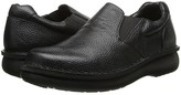 Propet Galway Walker (Black Grain) Men's Shoes