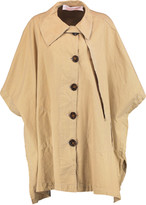 See by Chloe Cotton-canvas cape