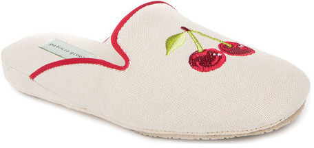 Patricia Green Women's Cherries Slipper
