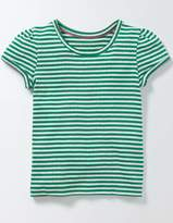 Boden Short Sleeve Pointelle T-Shirt