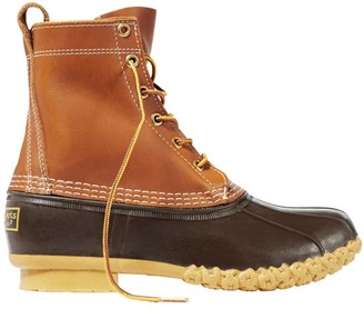 "L.L. Bean Women's 8"" Thinsulate Bean Boots: The Original Duck Boot"