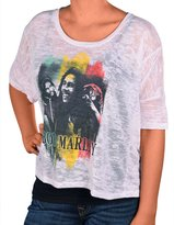 Billabong Juniors Bob Marley Blues Box T-Shirt-XL