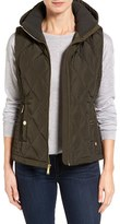 MICHAEL Michael Kors Women's Sporting Hooded Vest