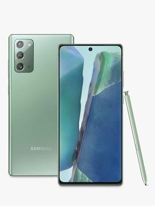 Samsung Galaxy Note 20 5G Smartphone with Bluetooth S Pen, 8GB RAM, 6.7, 5G, SIM Free, 256GB