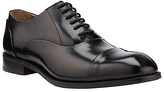John Lewis Goodwin Oxford Leather Lace-up Shoes, Black