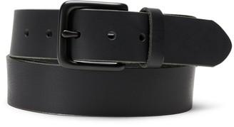 Banana Republic Enamel Buckle Leather Belt