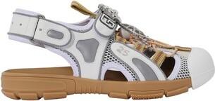 Gucci Tinsel sandal sneakers