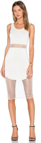 NBD Shimmer Dress